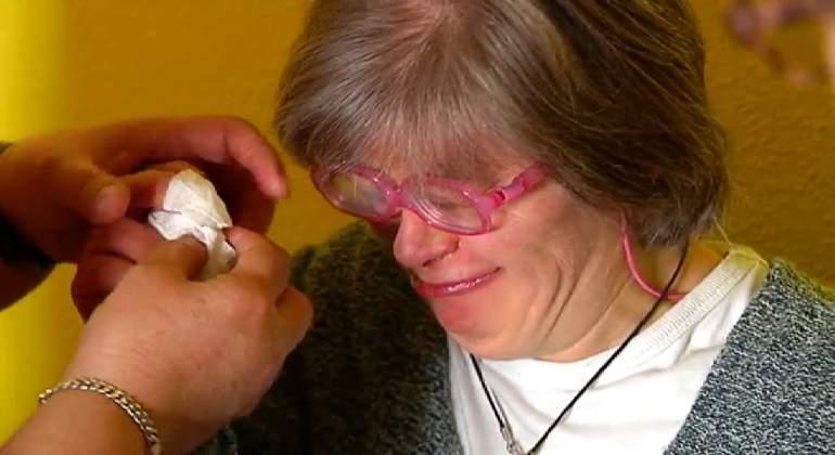 Una mujer con síndrome de Down, expulsada de una charla porque podía molestar