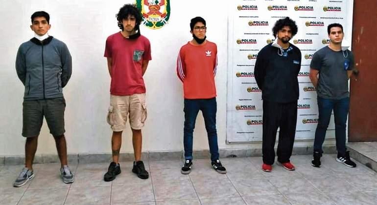 La Manada de Perú: cinco jóvenes son acusados de violación grupal en Lima -  eleconomistaamerica.pe