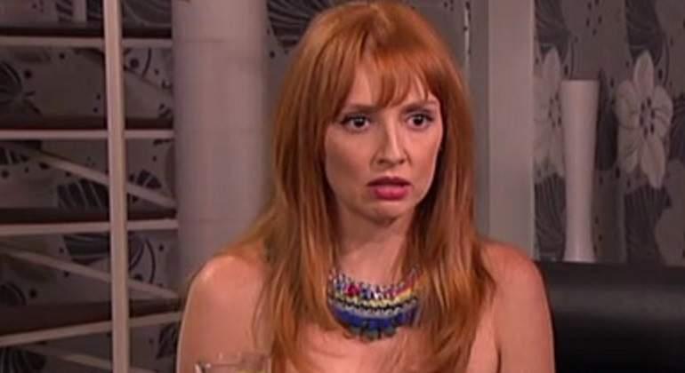 El Topless De La Actriz Cristina Castaño Judith En La Que Se