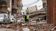 Estas son las ciudades españolas que corren más riesgo de derrumbarse en caso de un terremoto