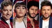 Exclusiva: Bisbal, Aitana, Sebastián Yatra y Pablo López serán los coaches de la próxima edición de La Voz Kids en Antena 3