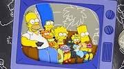 Cartula de Los Simpson T1 FOX