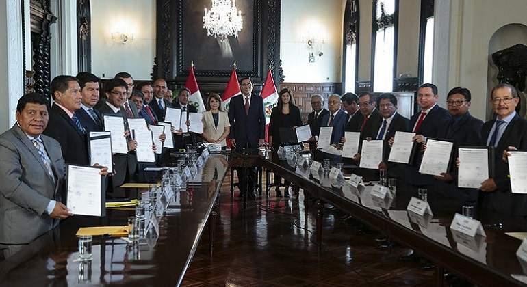 Gobierno transferirá más de S/ 1600 millones a regiones para garantizar cobertura de afiliados al SIS