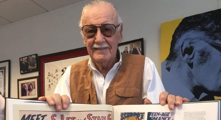 Stan Lee fue denunciado de acoso sexual por sus enfermeras — Paren todo