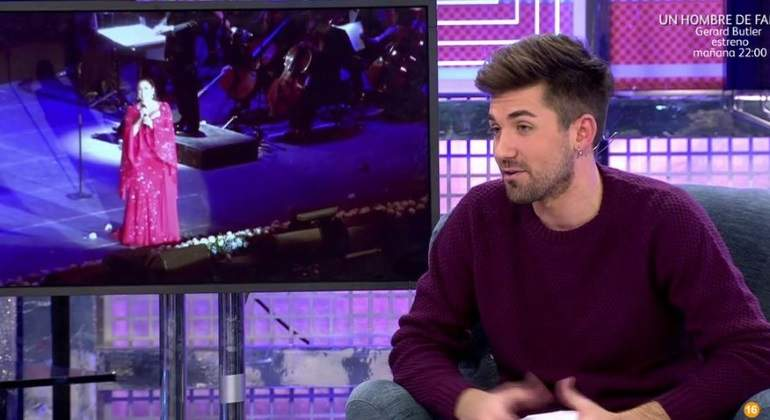 Alejandro Albalá confiesa que Isabel Pantoja usa a sus fans como servicio doméstico