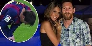 La fórmula de Messi para vomitar: gaseosa, alfajores...
