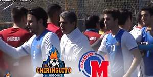 Jorge Hevia (COPE) se mofa de El Chiringuito por la derrota