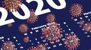Calendario 2020 con Covid