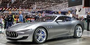 Maserati diseñará su primer deportivo eléctrico para competir con Tesla
