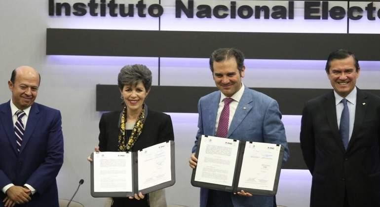 Abre INE a Tribunal acceso a fiscalización electrónica