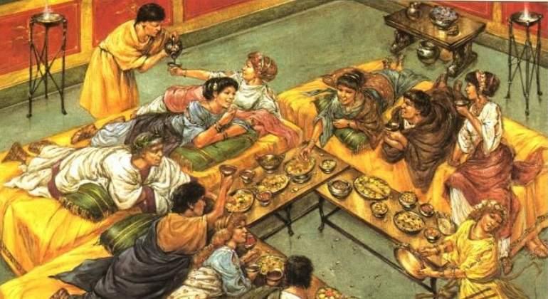 Cuando en Roma el estatus social determinaba el vino que debías beber