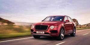 Bentley Bentayga V8: un misil SUV muy refinado