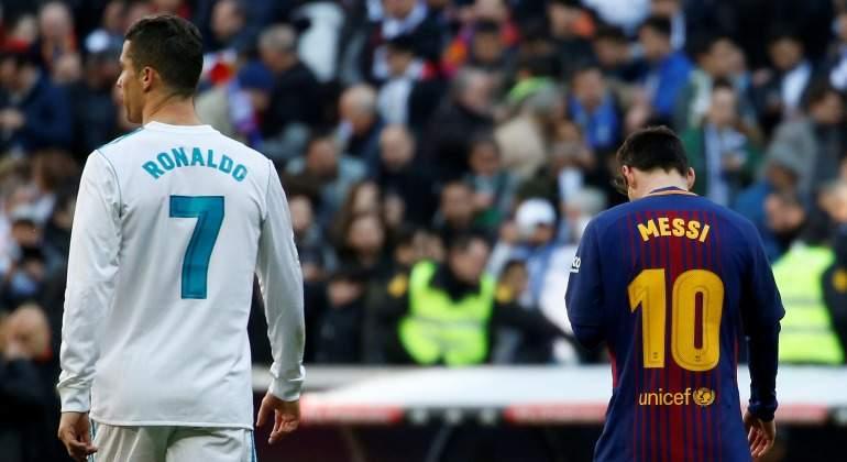 Cristiano Ronaldo ya supera a Messi  necesita menos tiempo para ... a2c9f690b4791