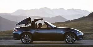 Mazda MX-5 RF o cómo tocar del cielo de una manera distinta