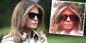 ¿Tiene Melania Trump una doble para actos públicos?