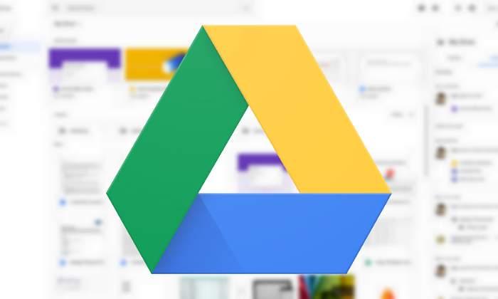 Google Drive sigue a Gmail y se rediseña por completo para adaptarse