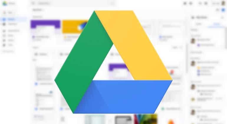 Google Drive con un nuevo diseño, similar al nuevo Gmail #GoogleIO #IO2018