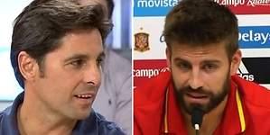 Fran llama cobarde a Piqué: Lleva años haciendo feos a España