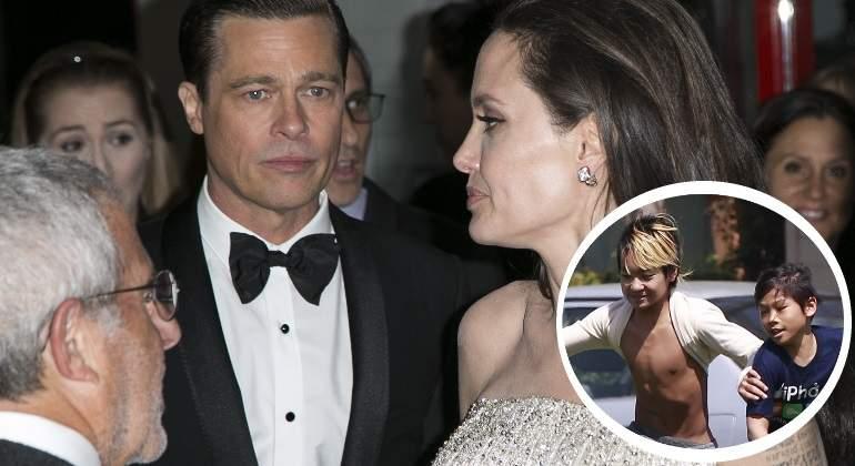 El millonario gesto de Angelina Jolie para mejorar la relación con Brad Pitt
