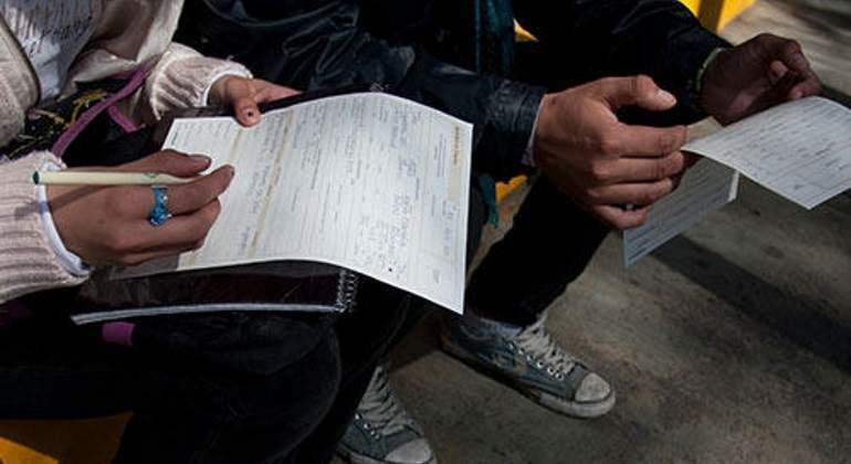 Desempleo en México con ligera baja en febrero