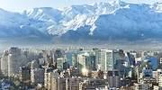 Santiago de Chile la capital del pas ISTOCK