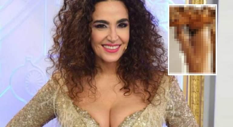 El Sensual Desnudo De Cristina Rodríguez Días Antes De La Despedida