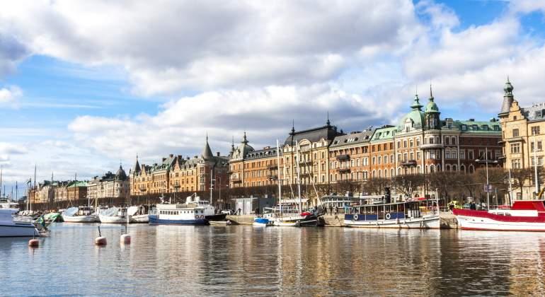 Estocolmo. Dreamstime
