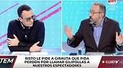 Risto Mejide expulsa a Juan Carlos Girauta de su programa en directo