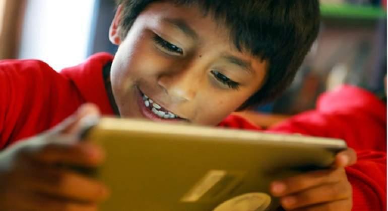 El lunes 6 de abril se inicia educación escolar de manera virtual ...