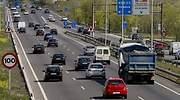 El tráfico en las autopistas quebradas baja un 1% hasta octubre