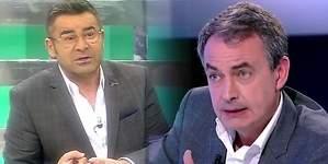 Jorge Javier lanza un dardo al Gobierno de Zapatero
