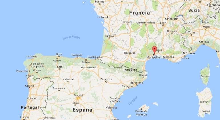 Decenas de heridos por un accidente de tren en el sur de Francia