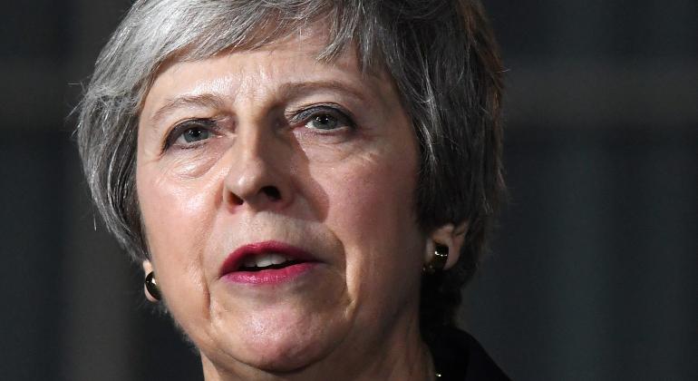 El Gobierno de May acepta un acuerdo aduanero con la UE tras el Brexit