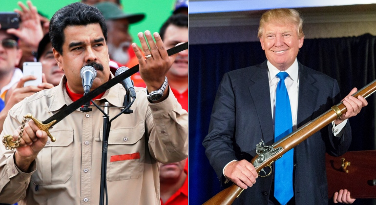 trump-maduro-rifle-espada-venezuela-eeuu-reuters-getty.png