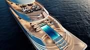 Todos los detalles sobre Aqua, el yate de hidrógeno que no ha comprado Bill Gates