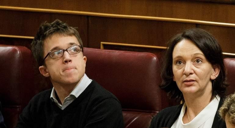 Bescansa y Errejón, juntos en Madrid para liderar Podemos