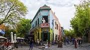 El Caminito de Buenos Aires Imagen iStock