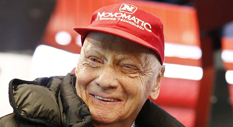 fe28fdfa35113 70 años de Niki Lauda  Fórmula 1
