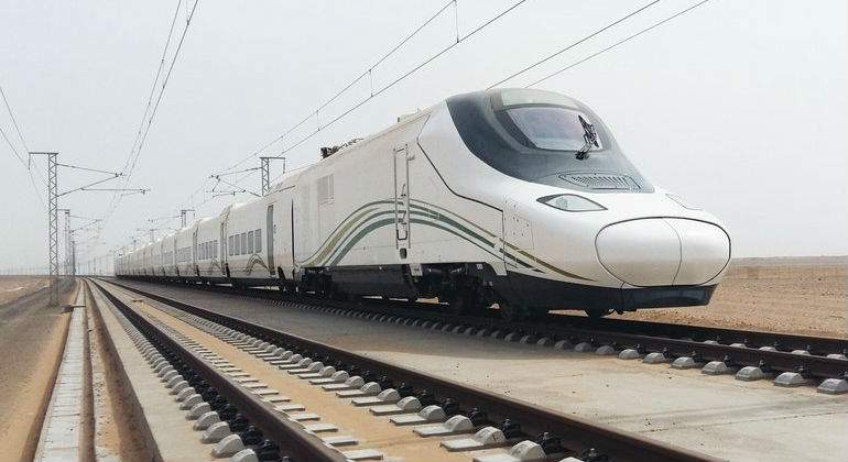 El AVE a La Meca alcanza los 300 kilómetros por hora en las pruebas entre Jeddah y Medina