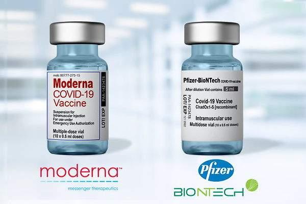 Diferencias entre Pfizer y Moderna: efectos secundarios, efectividad y tiempo entre dosis - elEconomista.es