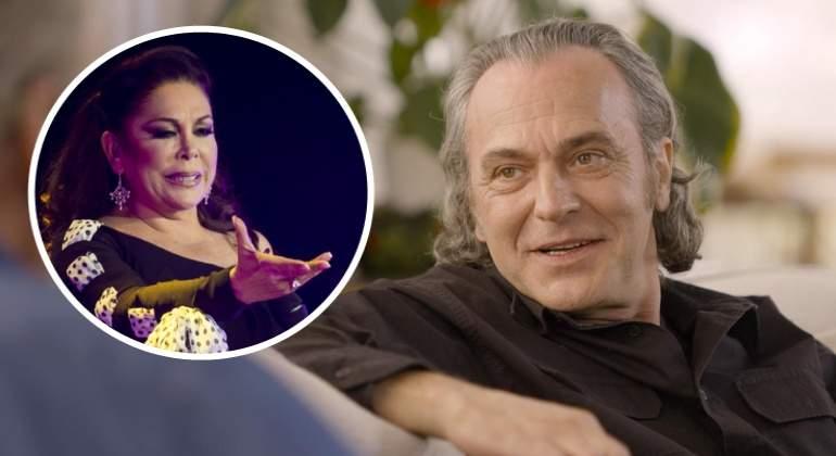 José Coronado Aclara A Bertín Su Romance Con Isabel Pantoja Fue Un Toro Difícil De Torear Ecoteuve Es