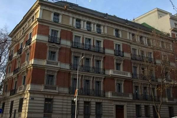La mutua psn compra la antigua sede de afinsa en madrid - Sede mutua madrilena ...