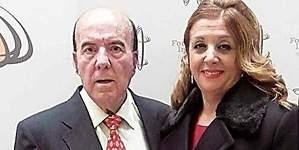 Chiquito nombró heredera universal a su sobrina Loli