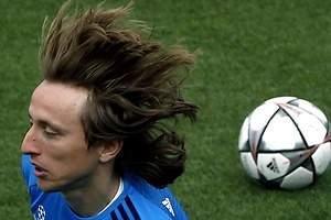 Alarma con Luka Modric