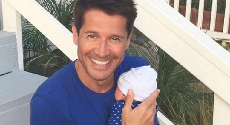 ¡Jaime Cantizano ya es padre! ¿Quieres ver la primera