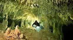México y la cueva sumergida más grande del mundo