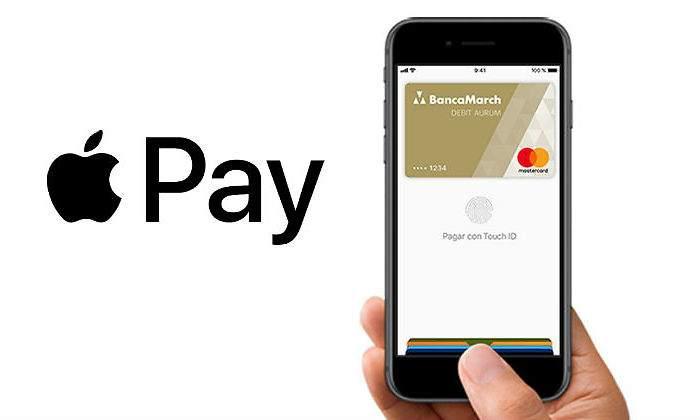 los clientes de bbva y banca march ya pueden pagar con apple pay