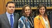 Las hermanas Álvarez comparten con Dimas Gimeno el 88% de lo que ganan en El Corte Inglés