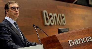 Bankia reclama al Gobierno que no se precipite en la venta de acciones