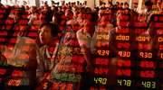 El Banco de China adelanta un lunes negro en las bolsas por el coronavirus